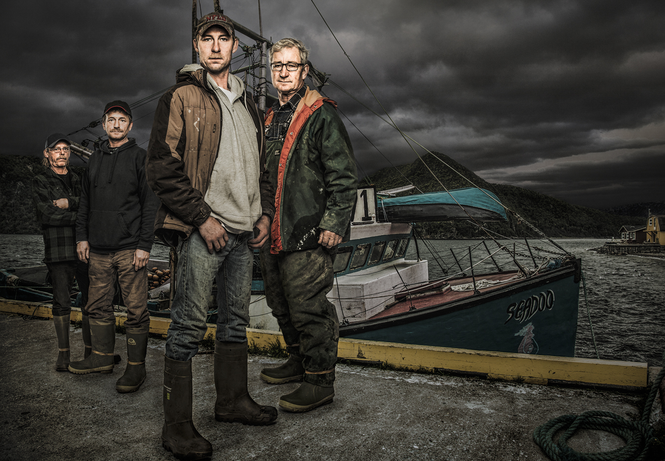 Cold Water Cowboys 1